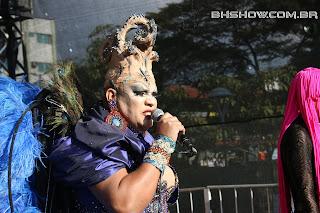 IMG 9881 - 13ª Parada do Orgulho LGBT Contagem reuniu milhares de pessoas