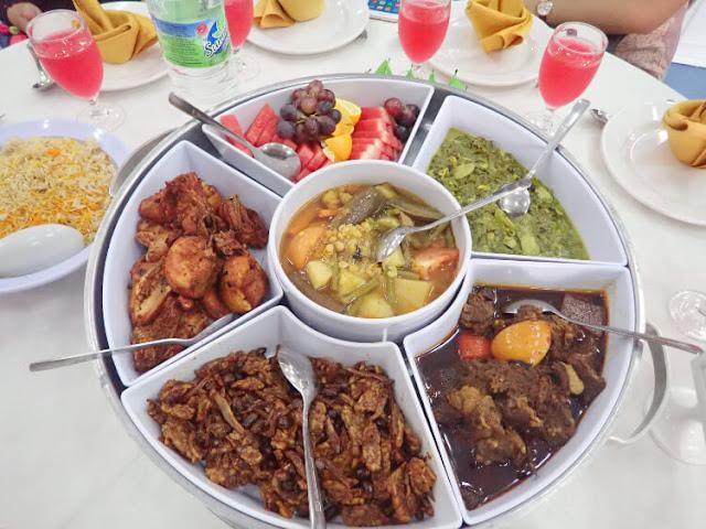 hidangan pernikahan di malaysia