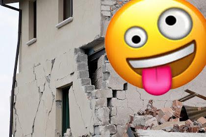 Cerita Lucu Gempa Bumi Semalam di Timur Indonesia