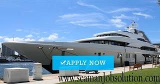 seaman job Oiler For YACHT Ship