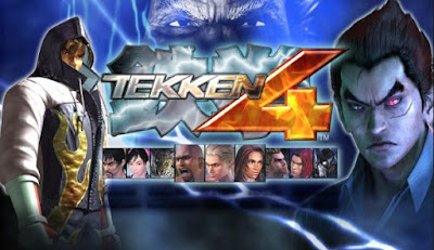 Tekken 4 PS2 ISO Game Download For Android Highly Compressed