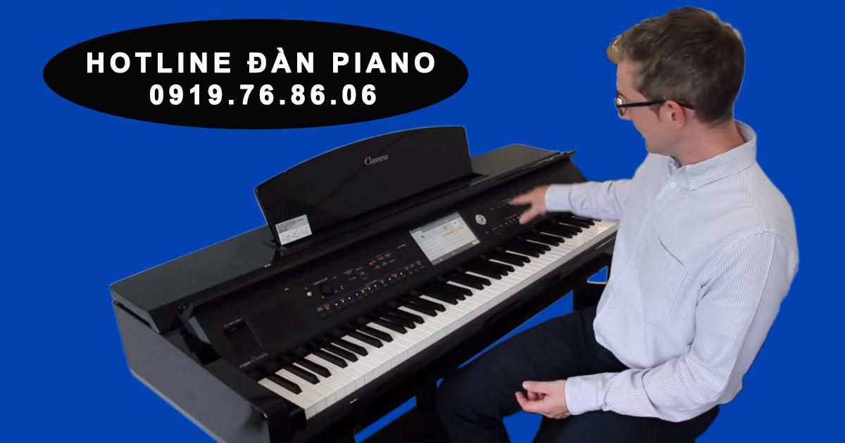 Đàn Piano Clavionva Yamaha CVP 709PE