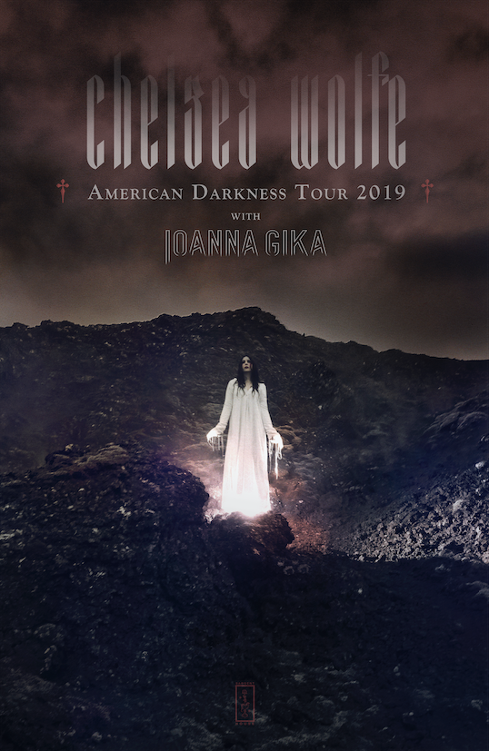 Chelsea Wolfe  American tour