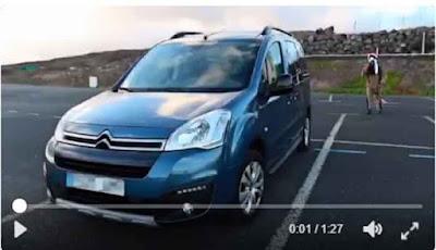 Genial vídeo del Cabildo de Lanzarote: Precaución en Carnaval con el coche