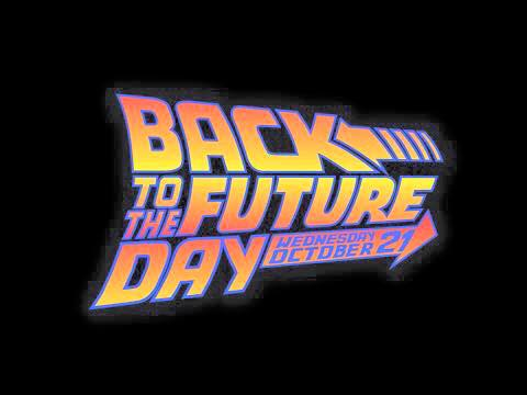 Back to the Future Day Wishes Photos