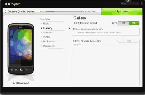 HTC Syn Manager Latest Version For Windows and Mac Free Download