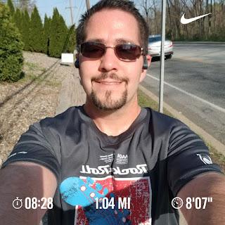 running selfie 050118
