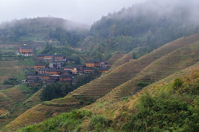 Le village de Tiantouzhai