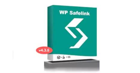 WP Safelink v4.3.6 free