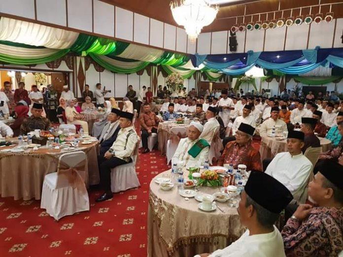 Bupati Kerinci Hadiri Halal bi Halal di Rumdis Gubernur Jambi