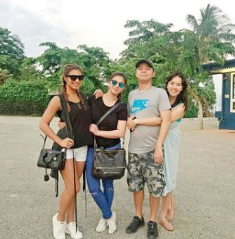 Tropang ABC Reunited! Angel, Bubbles, And Chito Were All Smiles In Their Mini-Reunion