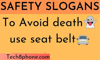 Road safety slogans, safety slogan in english, safety slogan images