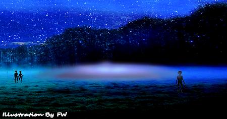 UFO Landing in Dexter, MI 3-14-1966