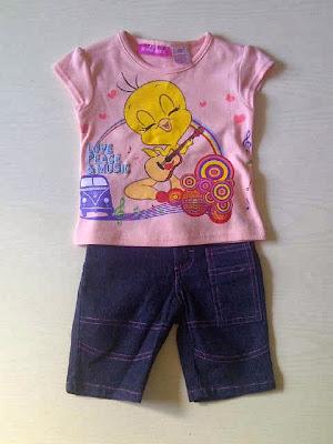 Model Pakaian Anak Perempuan Umur 5, 6, 7 Tahun Terbaru