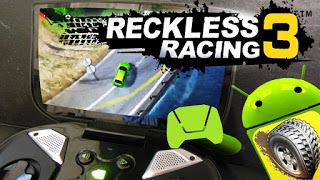 Reckless Racing 3 Apk Data v1.2.0 Terbaru 2016