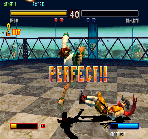 Bloody Roar 2 screenshot 3