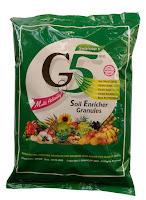 G5 granules