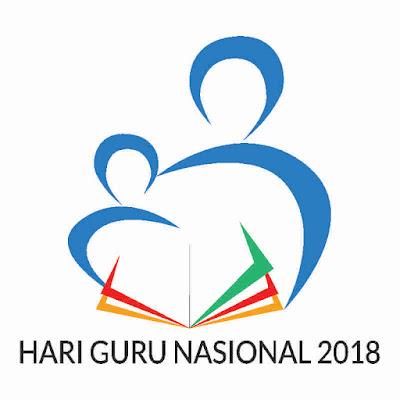 Logo Hari Guru Nasional 2018