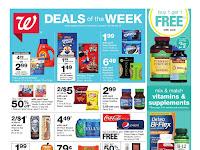 Walgreens Weekly Ad April October 20 - 26, 2019
