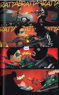 """Comic: Review de """"Batman y Robin: Robin Resurge"""" de Peter J. Tomasi y Patrick Gleason - ECC Ediciones"""