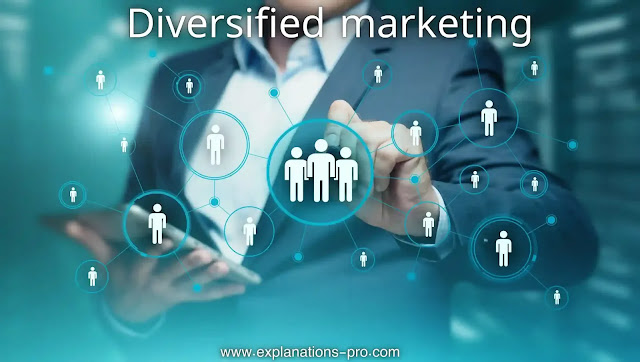 Diversified marketing