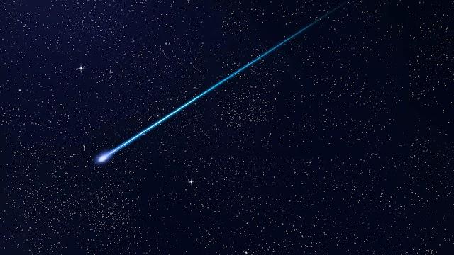 В Ливане упал метеорит