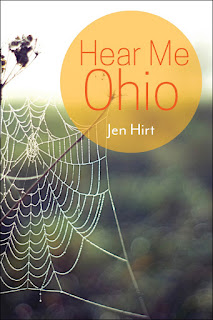 The  Writer's Pet: Jen Hirt and her book, Hear Me Ohio (pictured)