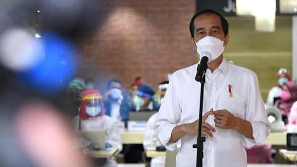 Kata Jokowi: Kunci Lapangan Kerja Ada di Pengusaha, Bukan Pemerintah