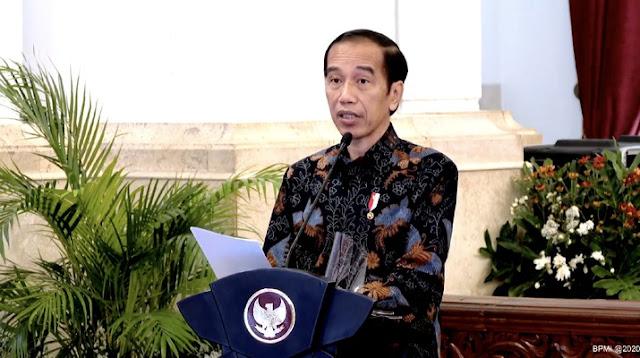 Jokowi: Saya Tegaskan Kembali.. Kita Memang dalam Krisis