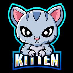 logo anak kucing