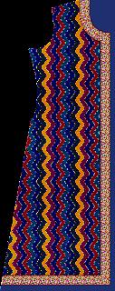 Women Jacket Textile Design