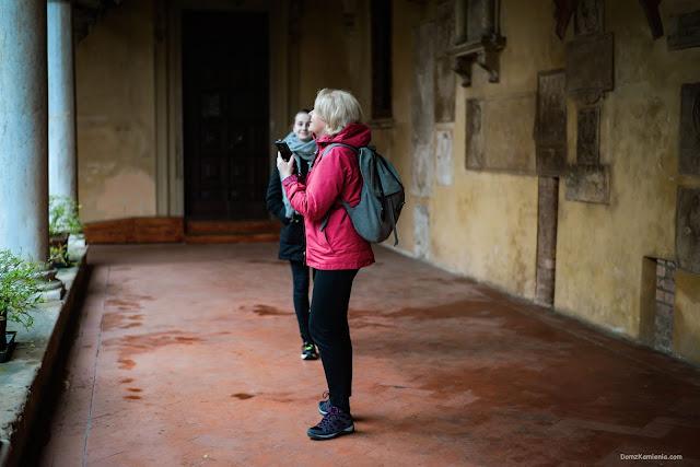 San Domenico Bologna Spacer z Dom z Kamienia