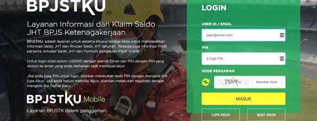 Cek Saldo BPJS Ketenagakerjaan Lewat SMS, Website dan Aplikasi BPJSTKU Mobile Paling Mudah