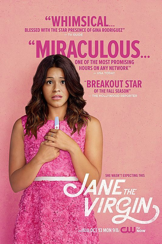 Jane The Virgin Serie Completa Dual Latino/Ingles 1080p