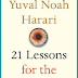 Book Review: 21 Lessons of 21st centuary