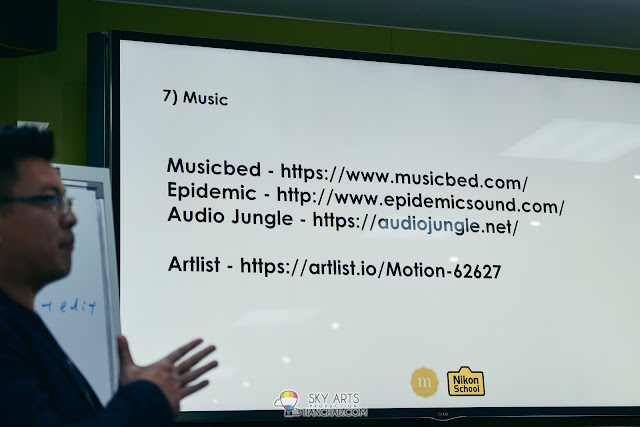 Recommended source of music - Musicbed, Epidemic Sound, Audio Jungle and Artlist I personally using EpidemicSound for my YouTube video
