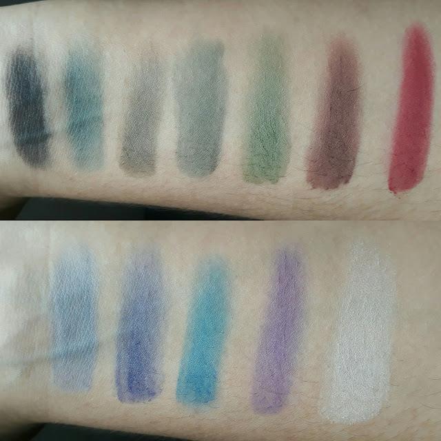 Paleta de Sombras - 12 cores