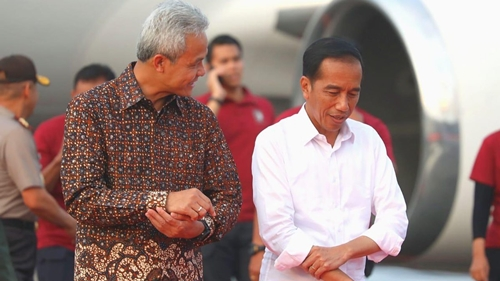 Survei: Masyarakat yang Puas terhadap Jokowi Cenderung Pilih Ganjar Pranowo sebagai Capres