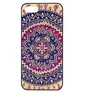Towallmark(TM)New Ethnic Tribal Indian Pattern Hard Case Cover for iPhone 6 Plus