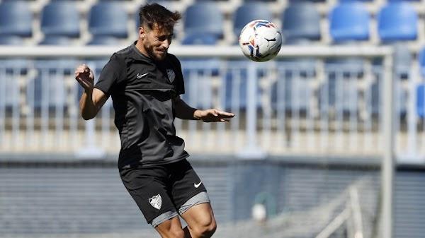 Málaga, Luis Muñoz vuelve a la dinámica del grupo