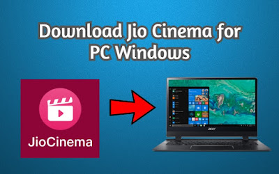 Jio Cinema for PC Download