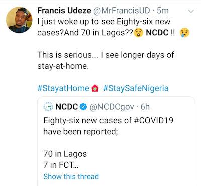 Nigeria coronavirus covid 19 new update today