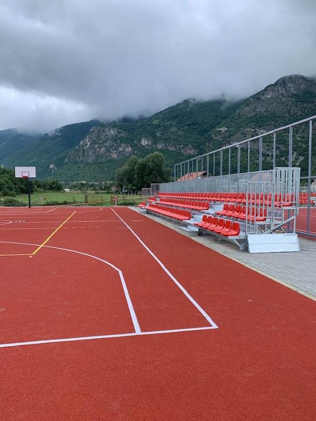 Sjutra svečano otvaranje sportskih terena u Gusinju