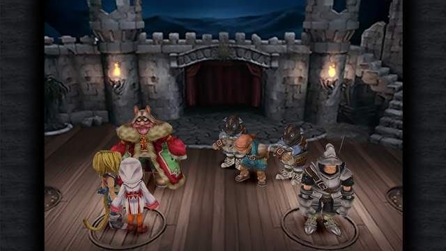 FINAL FANTASY IX PC Full Español