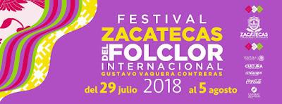 festival folclor zacatecas 2018
