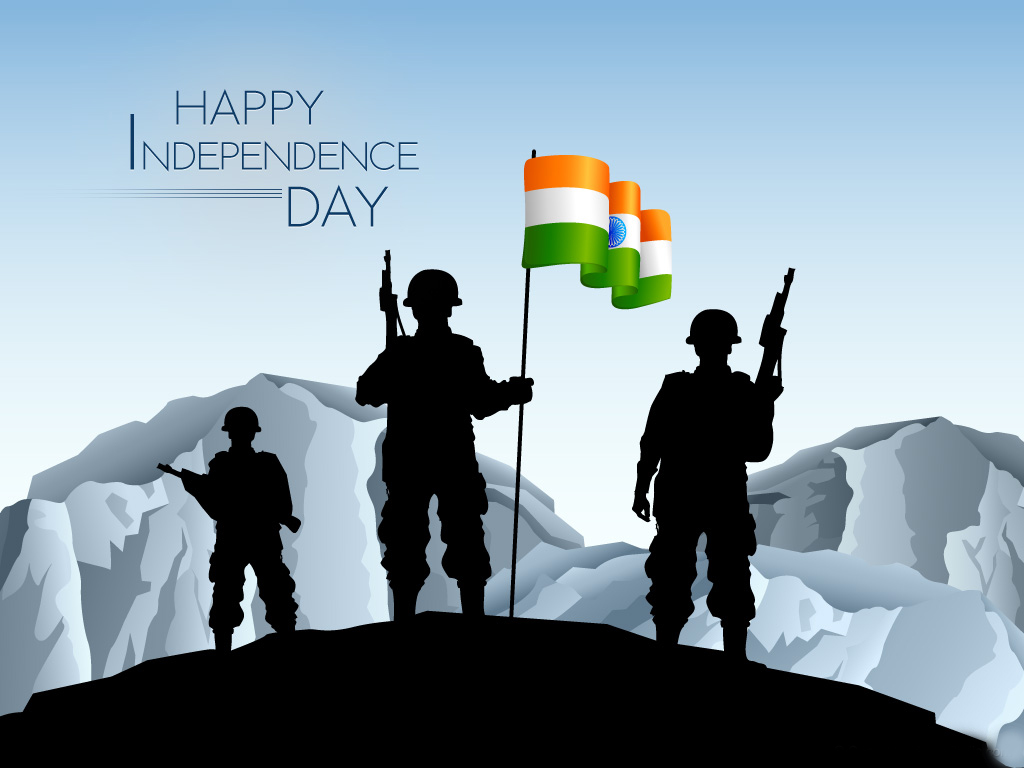 Happy Independence Day 15 August Cards Greeting