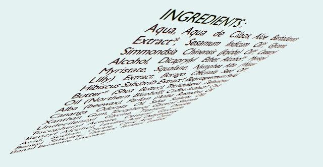 Jak czytać język INCI