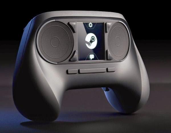 Veja uma demonstração do Steam Controller - Diolinux - O