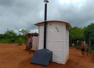 Governo beneficia população de Itaetê e Ibicoara com a implantação de Sanitários Secos