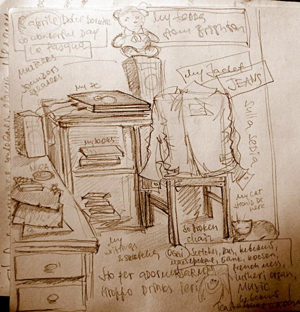 Room-Sketch